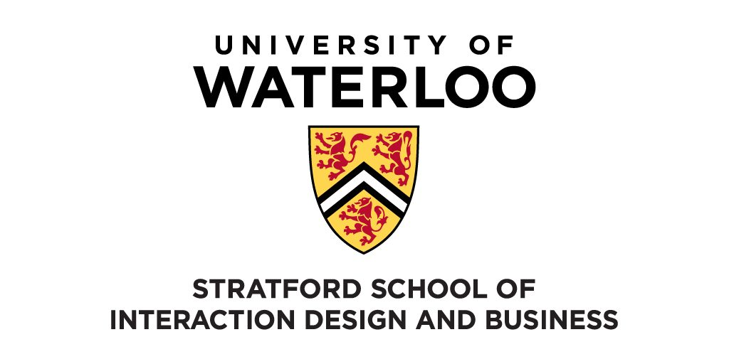 Stratford School of Interaction Design and Business logo